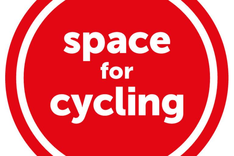 Space for Cycling logo