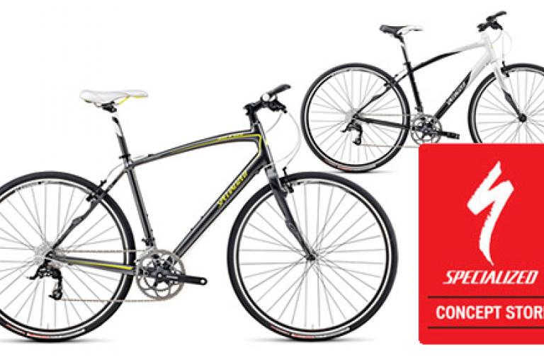 Specialized Concept Store compo