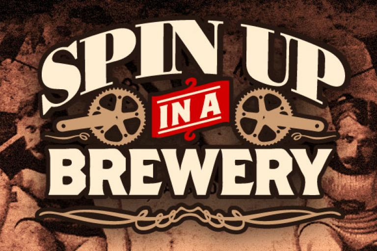 Spin up in a brewery