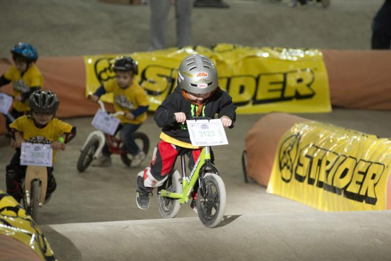 Strider British Balance Bike Championships 2012 (source Stridercup.org)