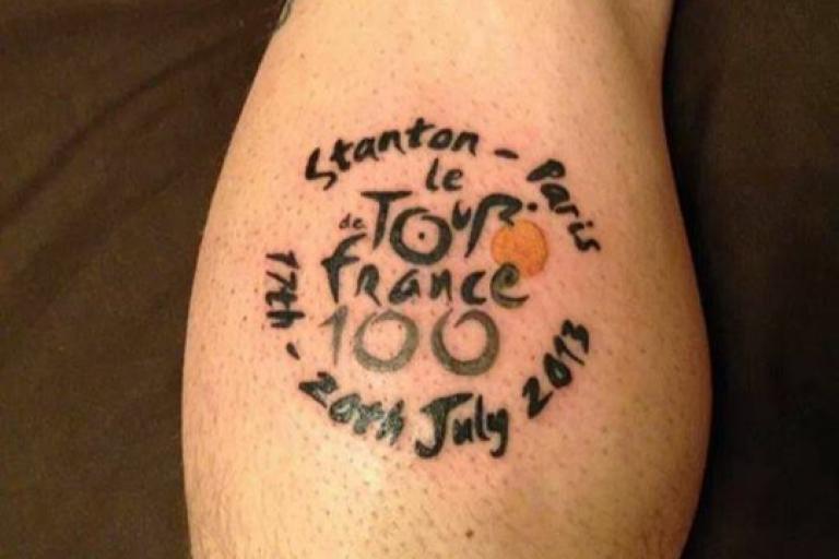 TDF tattoo_