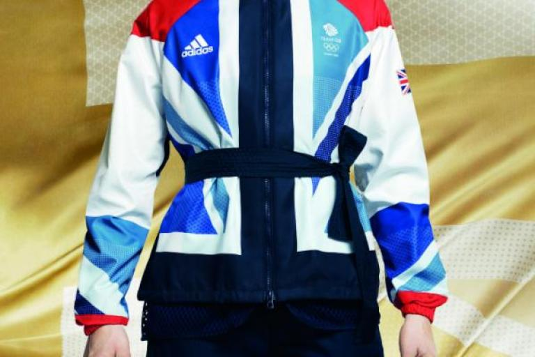 Team GB kit Victoria Pendleton