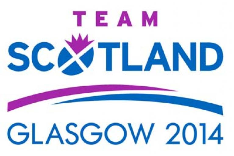 Team Scotland Glasgow 2014 logo