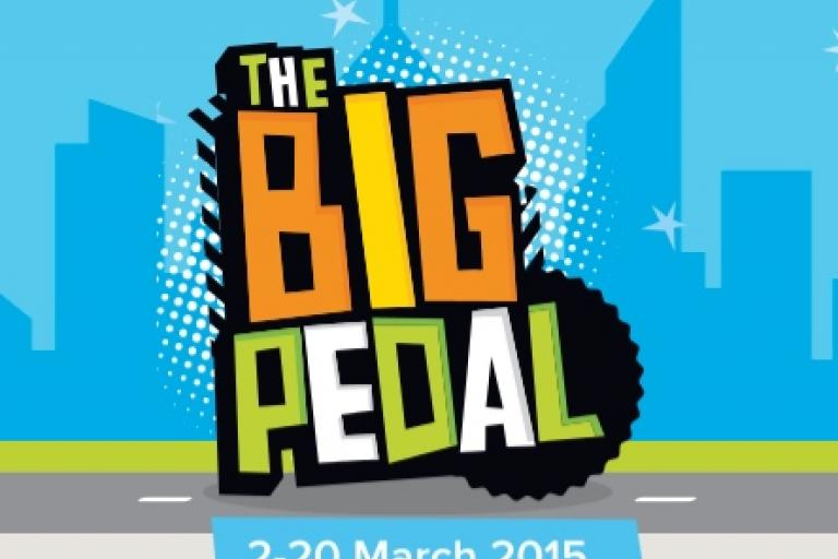 The Big Pedal 2015