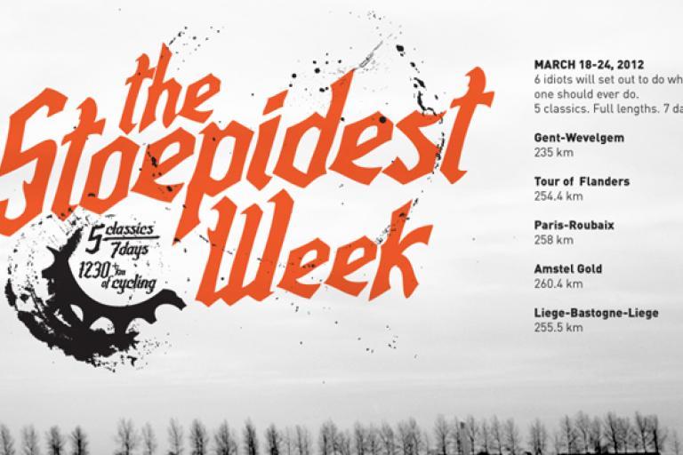 The Stoepedist Week graphic