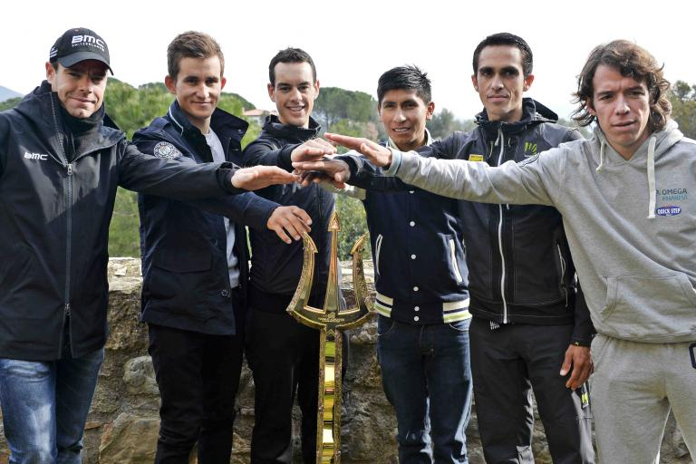 Tirreno Adriatico 2014 contenders
