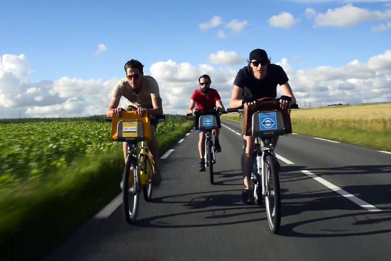 Tour de Cycle Hire