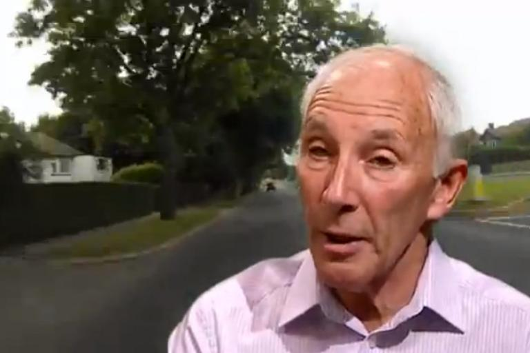 Tour de France Commentator Phil Liggett reveals the 2014 Tour de France route   YouTube