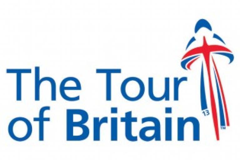 Tour of Britain 2013 logo