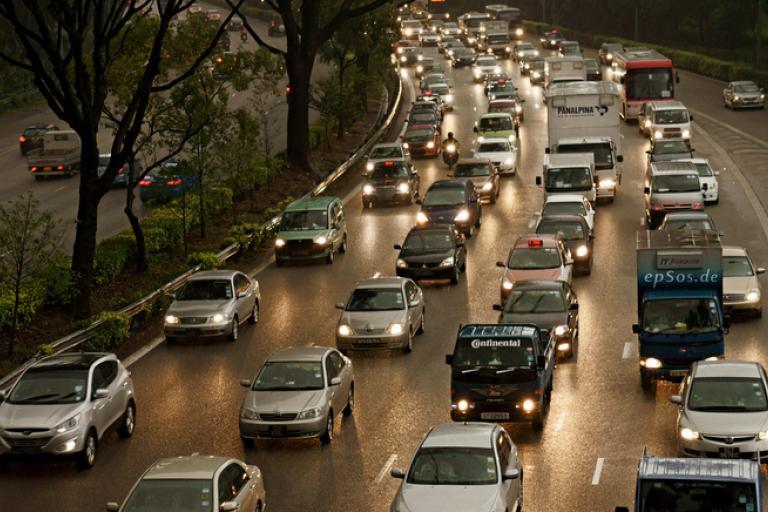Traffic (CC licensed image by epsos.de:Flickr)