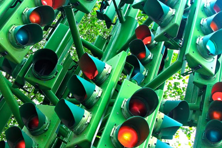 Traffic lights (CC licensed image by @Doug88888:Flickr)