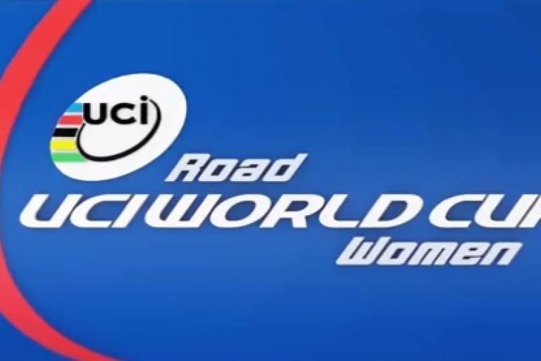 UCI Women Road World Cup 2014 logo