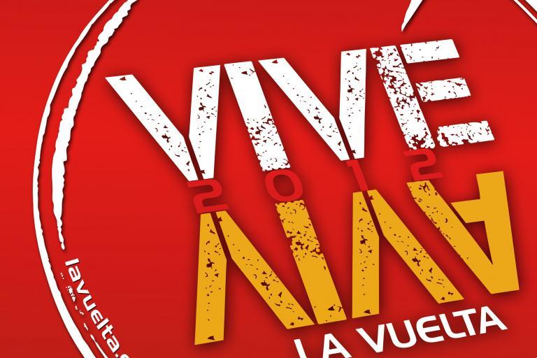 Vuelta 2012 poster