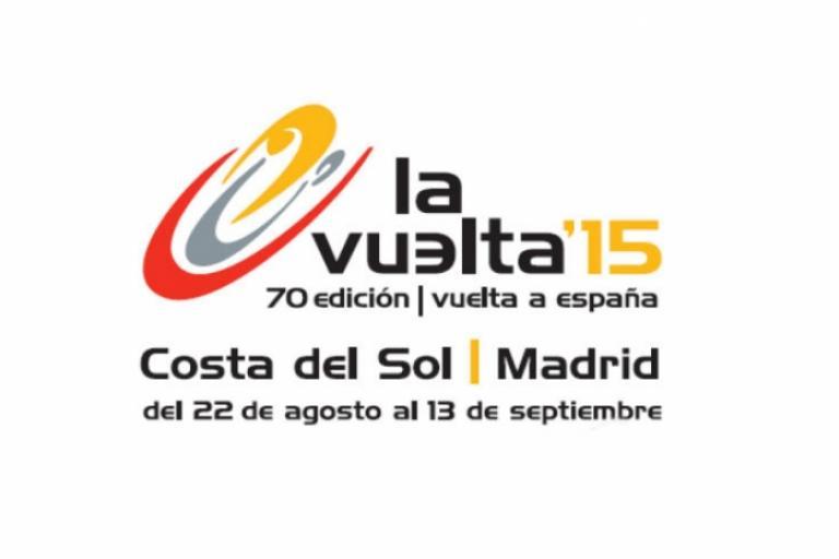 Vuelta 2015 logo