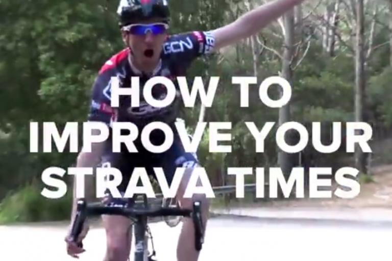 improve strava times