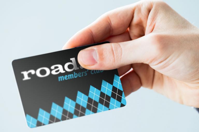 road.cc members club card