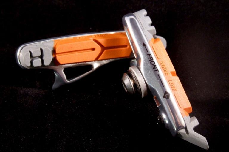 Ashima 3-function brake block