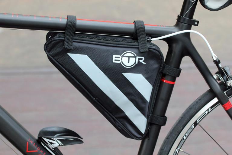 BTR Large Corner Frame Bike Bag