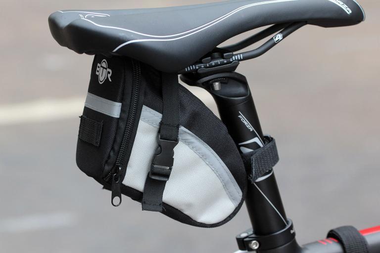BTR Large Seat Wedge Pack Bike Bag