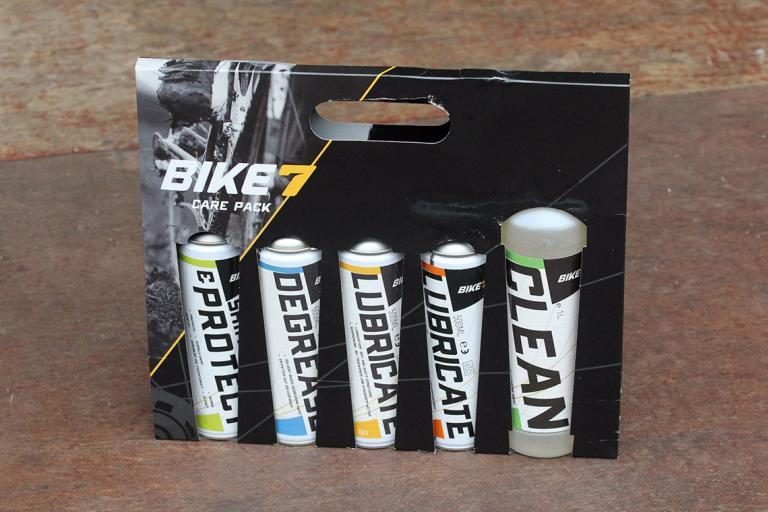 Bike 7 Care Pack