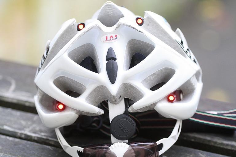 Busch and Muller Topfire helmet lights