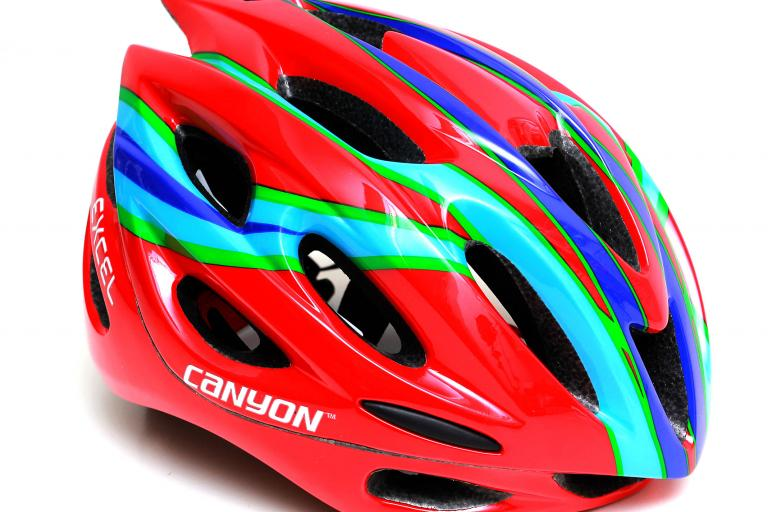 Canyon Excel helmet