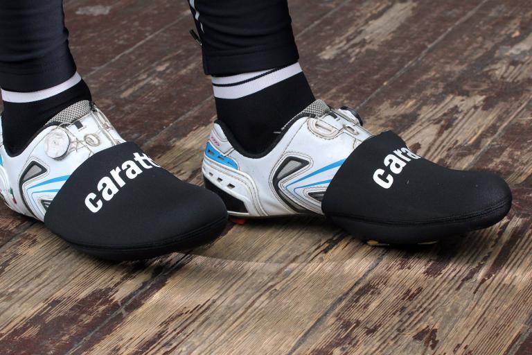 Caratti Neoprene Windproof Toe Warmer