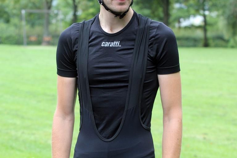 Caratti Short Sleeve Seamless Baselayer