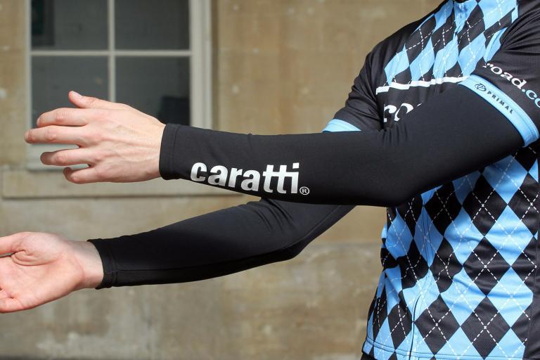 Caratti Thermal Arm Warmer