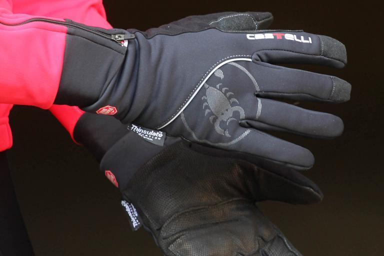 Castelli Chiro Due Glove
