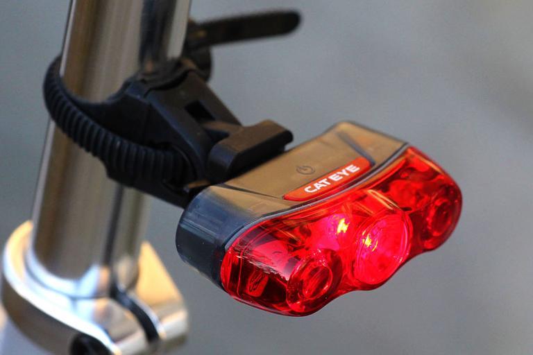 Cateye Rapid 3 rear light