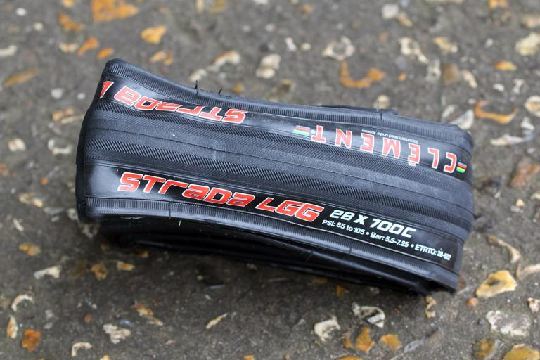 Clement Strada LLG tyre