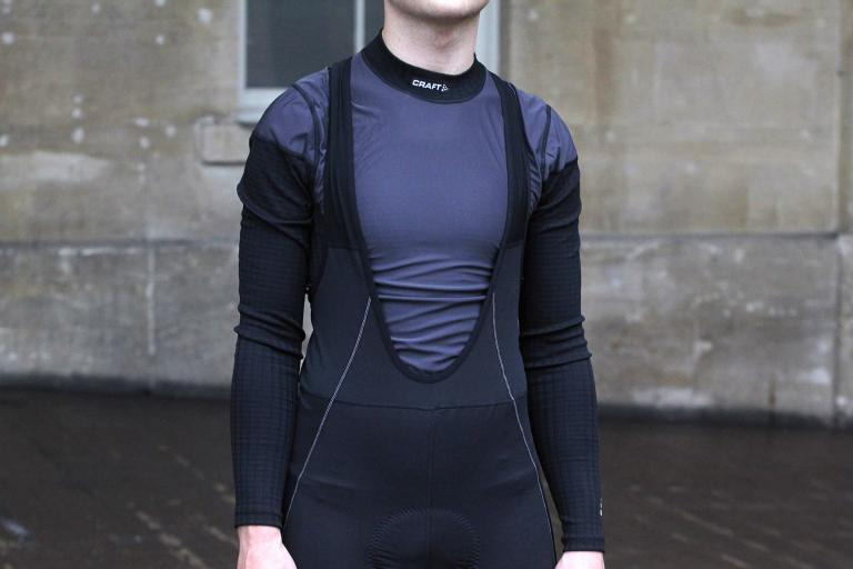 Craft Active Extreme Windstopper Long Sleeve Baselayer