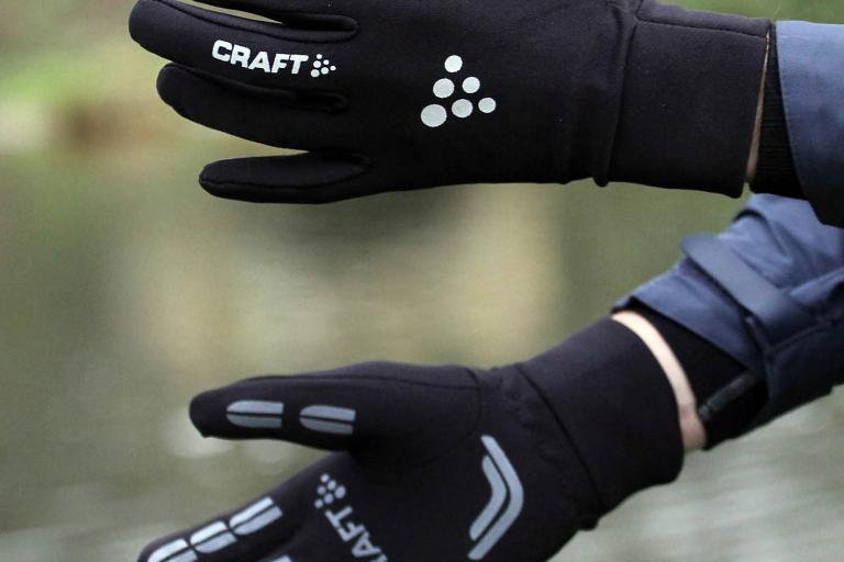 Craft Thermal Multi grip Run Glove