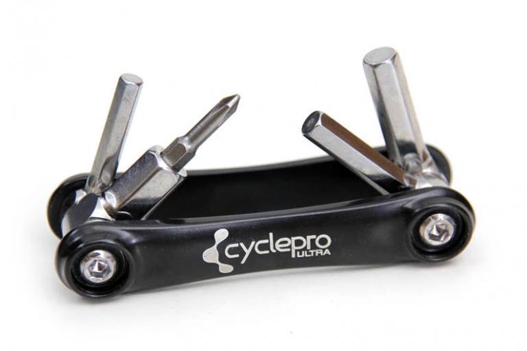 Cyclepro Ultra 5 in 1 multi-tool - open