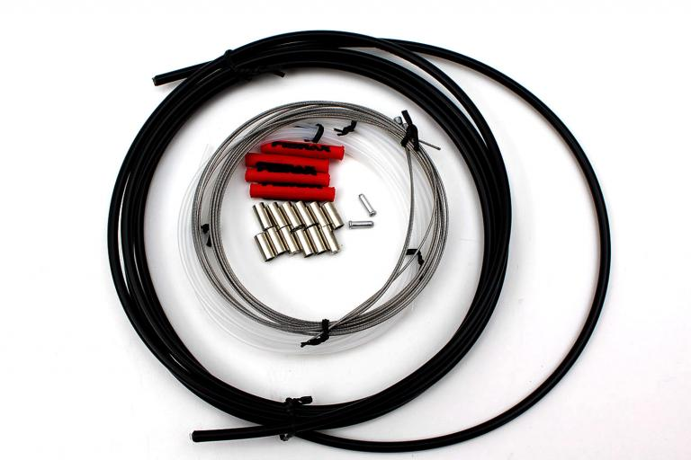Fibrax Pro-formance Sealed Derailleur Cable Kit