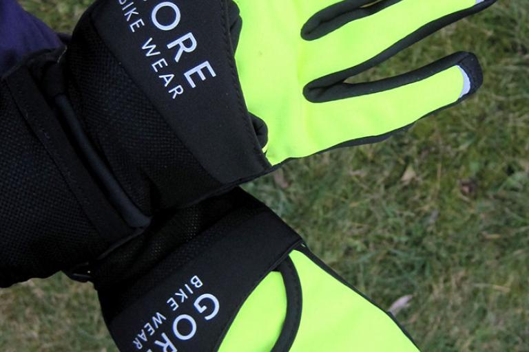 Gore Bike Wear Fusion Windstopper Soft Shell Gloves