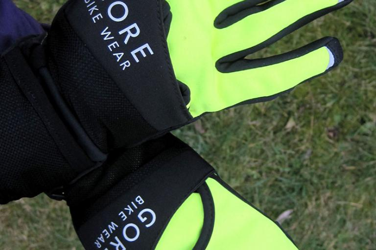 Gore Bike Wear Fusion Windstopper Soft Shell Gloves