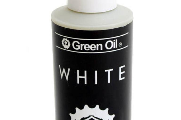 Green Oil White Super Dry Chain Wax