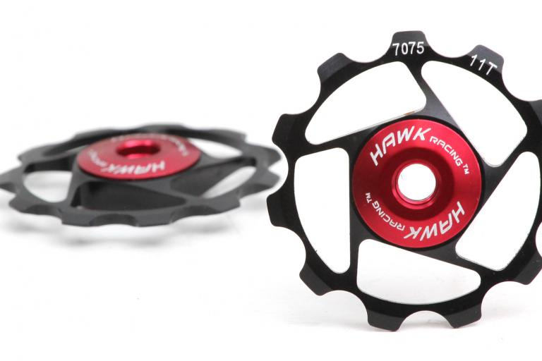 Hawk Racing jockey wheels