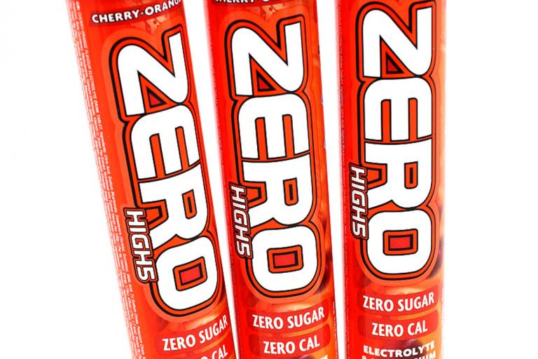 High5 Zero Electrolyte tablets - tubes