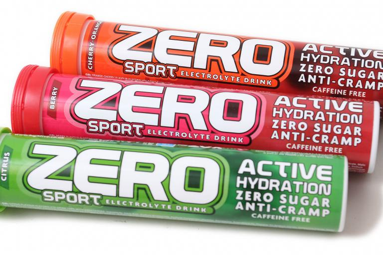High5 Zero Sport electrolyte drink