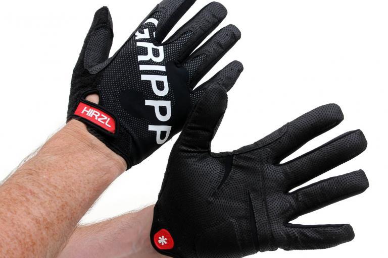 Hirzl Gripp gloves.