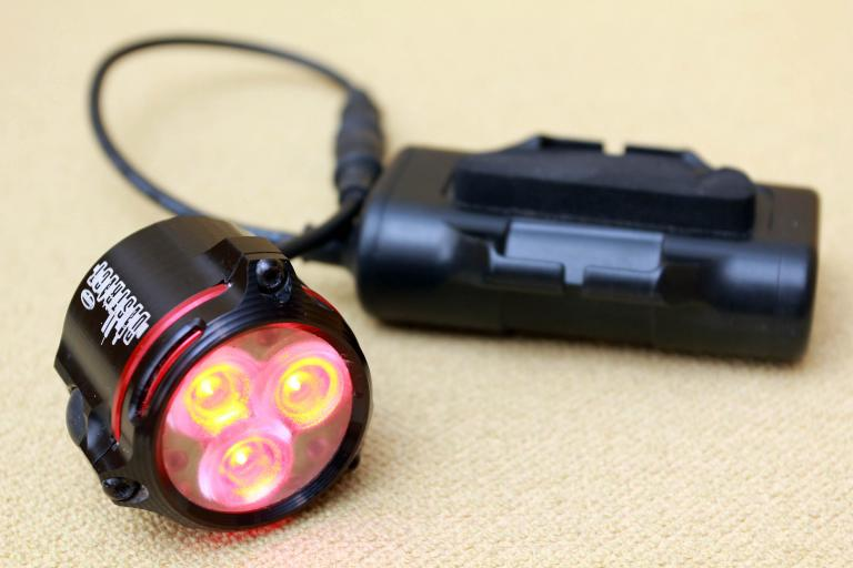 Hope District LED rear light