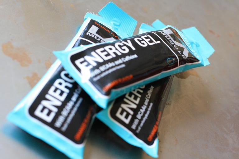LA Muscle Energy Gel
