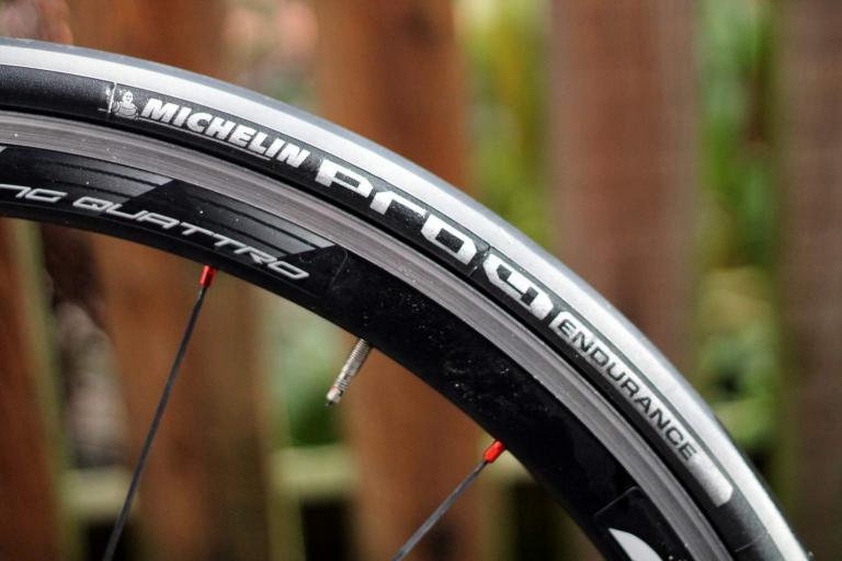 Michelin Pro4 Endurance tyre