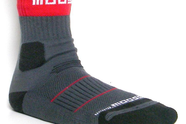 Moose Downhill sock