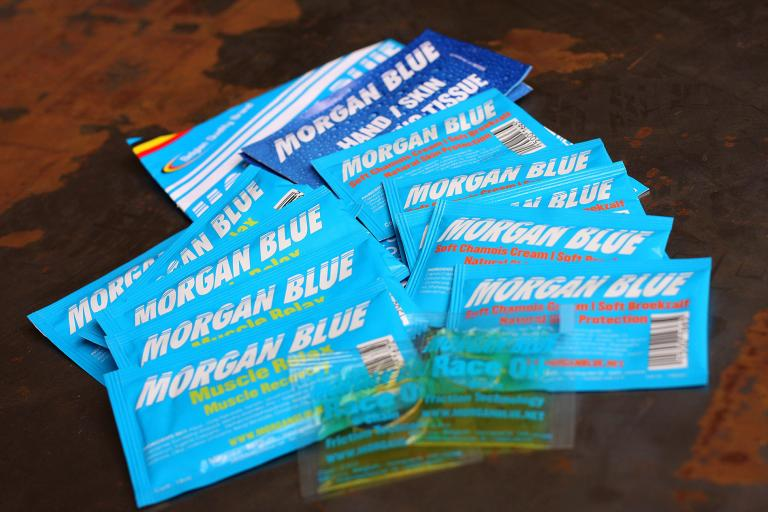 Morgan Blue Travel Kit