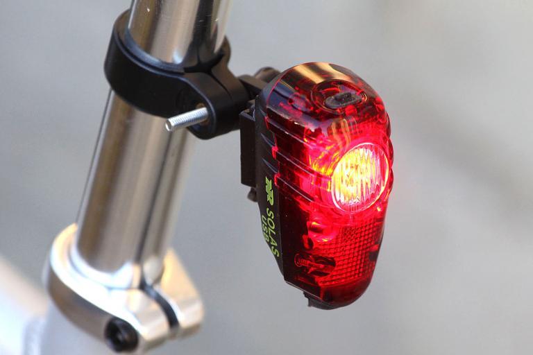 Niterider Solas rear light