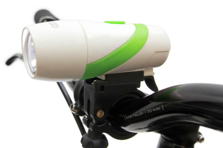 One23 ultrabright front light